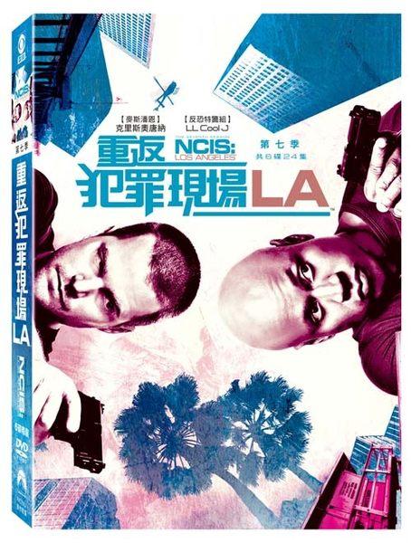 重返犯罪現場LA 第7季 DVD 歐美影集 (購潮8)