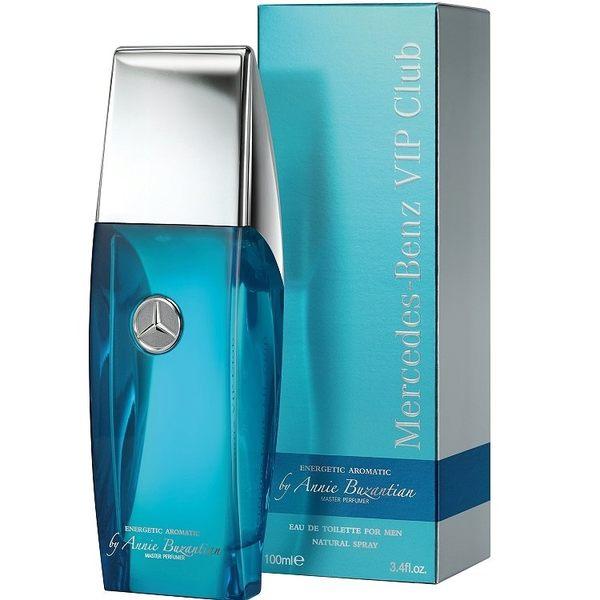 Mercedes Benz Energetic Aromatic  陽光藍淡香水 100ml