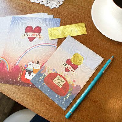 【粉絲谷】JETOY,Bling bling 信封套組_In Love:::最精緻的創意禮品、情人禮物、創意商品:::