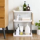 浴室置物架 廚房浴室置物架落地多層調料調...