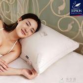抗菌防螨羽絲絨 高彈枕 護頸枕芯高彈枕頭  枕頭芯     俏女孩