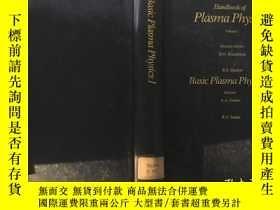 二手書博民逛書店Basic罕見Plasma Physics I (Handboo