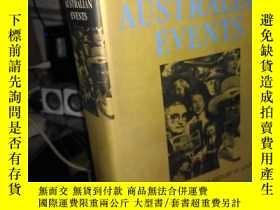 二手書博民逛書店THE罕見MACQUARIE ENCYCLOPEDIA OF AUSTRALIAN EVENTS ——《Macqu