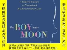 二手書博民逛書店The罕見Boy In The MoonY362136 Ian Brown St. Martin s Pres