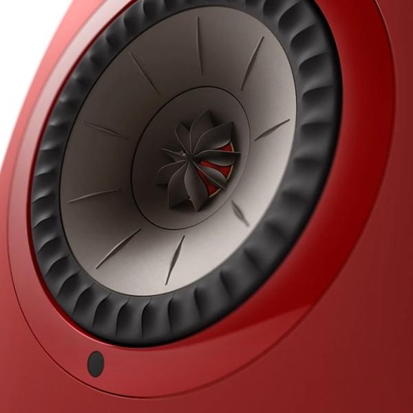 黑色預購 KEF 喇叭 LS50WirelessII 無線 主動式 監聽揚聲器 黑/白/鈦/紅 支援 AirPlay2、Chromecast 公司貨