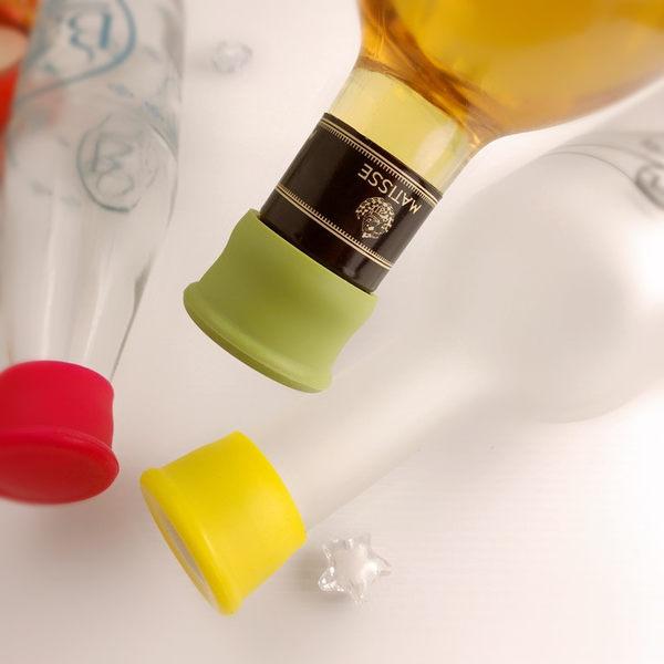 easy矽膠瓶塞/酒瓶塞/保鮮酒瓶蓋/密封調味瓶塞/紅酒塞/矽膠塞/葡萄酒塞Lohogo 樂馨生活館