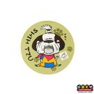 【收藏天地】台灣紀念品*神奇的陶瓷吸水杯墊-西施犬∕馬克杯 送禮 文創 風景 觀光  禮品