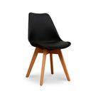*【新作入荷】迪莉亞北歐風餐椅-書桌椅-二色-PC-1224【多瓦娜】
