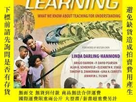 二手書博民逛書店Powerful罕見LearningY256260 Linda Darling-hammond Jossey-