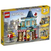 樂高積木 LEGO《 LT31105 》創意大師 Creator 系列 - Townhouse Toy Store╭★ JOYBUS玩具百貨