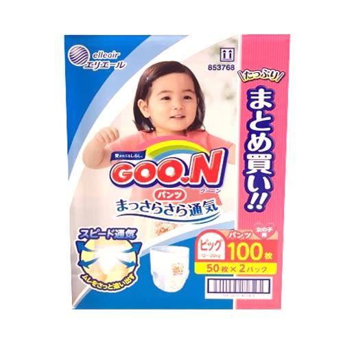 日本大王褲型(彩箱)(男/女) L 56片*2包/ XL 50片*2包【德芳保健藥妝】