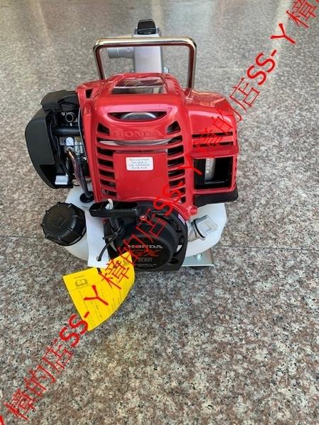 """1"""" 自吸式引擎抽水機/引擎幫浦(HONDA本田GX35四行程引擎)-適用清水"""
