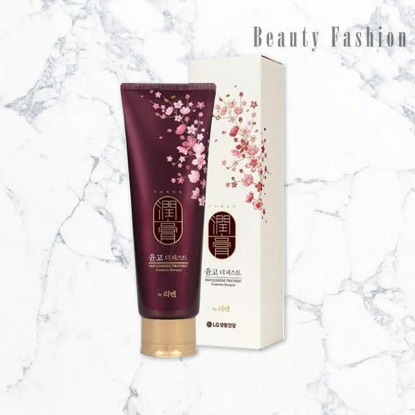 韓國 ReEn YUNGO潤膏 250ml 洗護髮素二合一 高小英代言