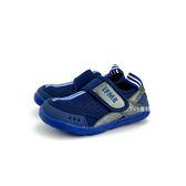 中童 日本 IFME 健康 輕量 機能 跑步鞋《7+1童鞋》C403 藍色