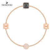 施華洛世奇 Remix Collection Spike 高貴氣質鍍玫瑰金色飾鏈