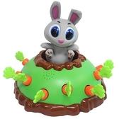開心拔蘿蔔 桌遊 兔子拔蘿蔔內 (內附電池)/一個入(促600) WS5360 桌上遊戲 Bunny-CF143401