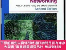 二手書博民逛書店預訂Total罕見Area Networking - Atm, Ip, Frame Relay & Smds Ex