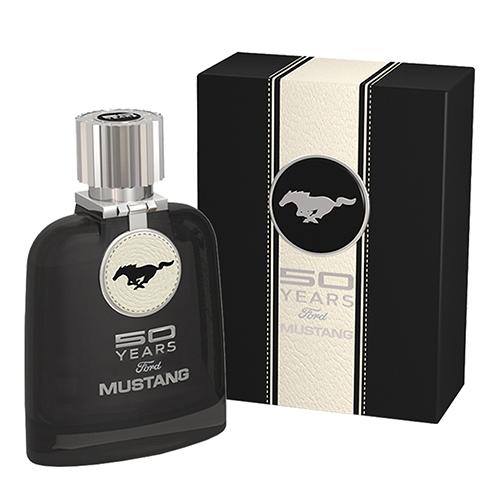 【FORD MUSTANG】福特野馬 五十周年 奔馳之心 男性香水 50ml