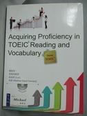 【書寶二手書T7/語言學習_ZIE】TOEIC Reading and Vocabulary(with MP3)_莫建清