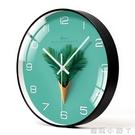 經典鐘表簡約北歐時鐘掛表現代創意石英鐘掛鐘NMS【蘿莉新品】