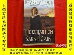二手書博民逛書店The罕見Redemption of Sarah Cain(英文