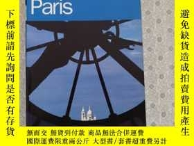 二手書博民逛書店32開英文原版罕見Time Out Paris GuideY281995 見照片 Penguin 出版200