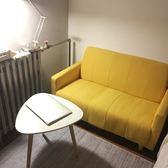 懶人沙發臥室房間雙人小沙發小戶型客廳簡易經濟型三人休閑沙發椅