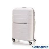 Samsonite 新秀麗 32吋 OCTOLITE  PP極輕量時尚雙輪TSA硬殼行李箱(白)