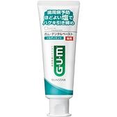 GUM牙周護理牙膏直立式-清爽岩鹽150g【愛買】