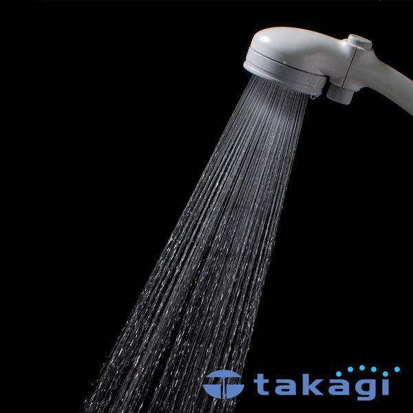 【takagi】Air beat 拍打按摩蓮蓬頭(珍珠白) 鈴木太太