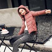 棉衣女短款秋冬新款加厚寬鬆羽絨棉服女裝外套學生面包服