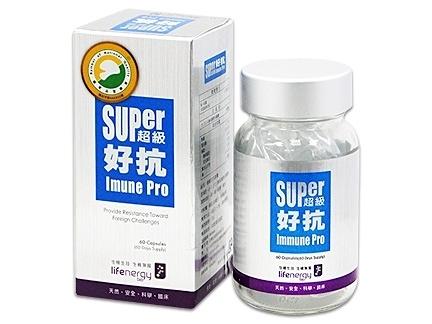生機生技 超級好抗膠囊 60粒【躍獅】