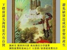 二手書博民逛書店罕見二手!Howl s Moving Castle (World