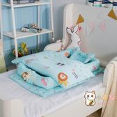 仿生床中床兒童床0-3歲嬰兒分隔哄睡覺神器便攜式旅行可折疊床墊