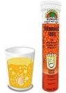 SUNLIFE 高單位維他命C 1000mg 發泡錠(檸檬) 20顆 ◤單次購買3瓶隨貨附贈1瓶 ◢
