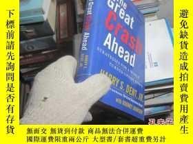二手書博民逛書店the罕見great crash ahead精 48996196