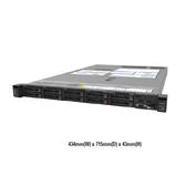 Lenovo ThinkSystem SR630 7X02SHQ500 1U機架式伺服器【Intel Xeon Silver 4110 / 16GB / Raid 930-8i + 2G】(2.5吋)