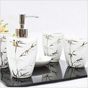 陶瓷浴室洗漱衛浴五件套