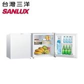 SANLUX台灣三洋 47L單門小冰箱 SR-C47A6 原廠配送