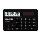【!特價出清!】CASIO 計算機 專賣店 SL-760L-BK 超薄(名片)型 計算機 黑 太陽能供電 出清無保固