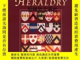 二手書博民逛書店【罕見】Medieval HeraldryY27248 Terence Wise Osprey Publish