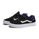 VANS 休閒鞋 板鞋 AXLE 黑紫 帆布 男 (布魯克林) V9011CVS0001