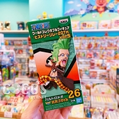 BANDAI 景品 WCF系列 海賊王 歷史接力人物集 20週年 vol.5 巴托洛米奧 盒玩 COCOS TU003