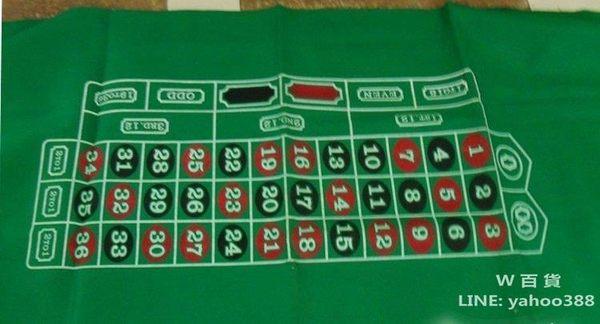 桌台布 百家樂/21點/撲克專用 加厚結實料 益智遊戲