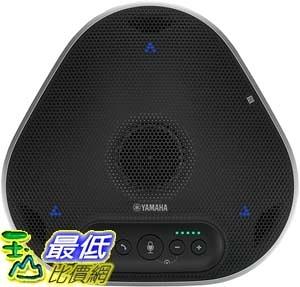 [9美國直購] 會議電話 Yamaha YVC-330 Portable USB & Bluetooth Conference Phone Featuring. SoundCap Technology