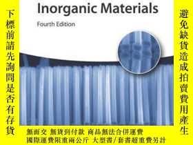 二手書博民逛書店Synthesis罕見of Inorganic Materials, 4th EditionY410016 U