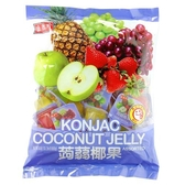 盛香珍蒟蒻椰果果凍包-綜合口味1000g【愛買】