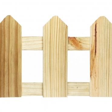 南方松摺疊式柵欄