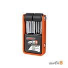 super b 10in1摺疊工具 TB-9786 /城市綠洲(工具組、折疊、五金小物)