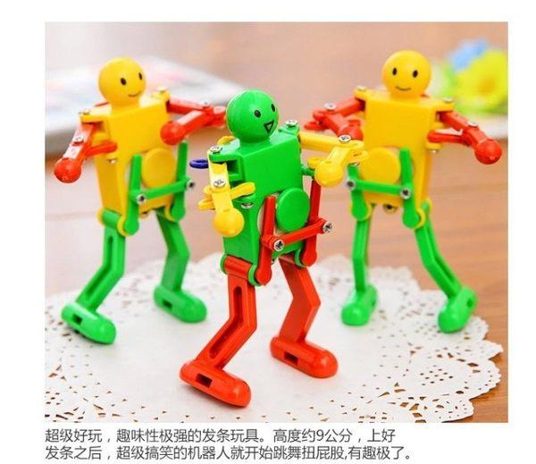 會跳舞的上鏈機器人 19元